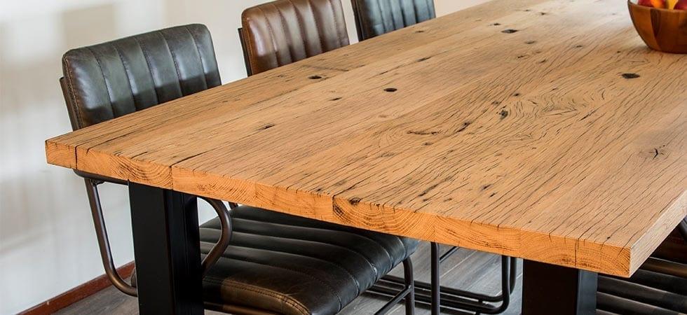 Tafel op maat laten maken unieke tafel op maat laten maken for Eettafel op maat laten maken